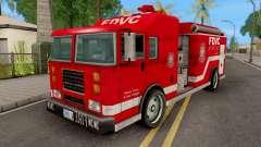 Firetruck from GTA VCS