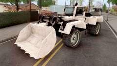 Bulldozer from GTA VCS