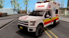Ford F-150 Ambulancia de Bogota