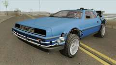 Deluxo Time Machine BTTF GTA V para GTA San Andreas