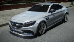 Mercedes-Benz C63 Brabus ENB Version