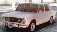 VAZ 2101 Blancos Clásicos para GTA San Andreas