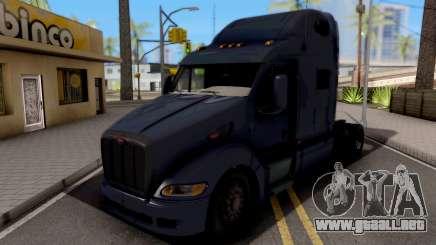 Peterbilt 387 2011 para GTA San Andreas