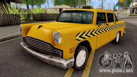 Cabbie from GTA VCS para GTA San Andreas