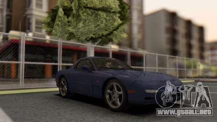 Mazda RX-7 Super Sport para GTA San Andreas