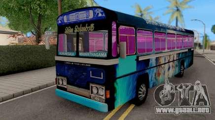 Sihina Siththarawi Bus para GTA San Andreas