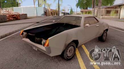 Hellenbach GT from GTA LCS para GTA San Andreas