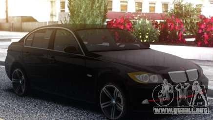 BMW 330i Sedan para GTA San Andreas