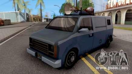 Campaign Rumpo from GTA LCS para GTA San Andreas