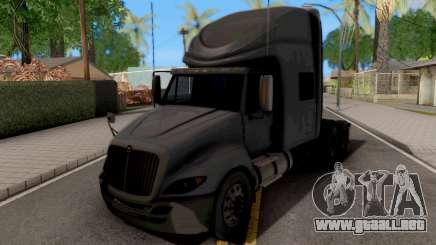 International Prostar 2012 para GTA San Andreas