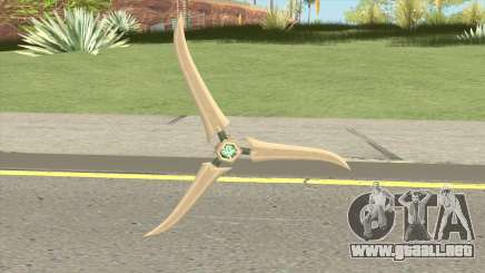 Jade Weapon V2 para GTA San Andreas