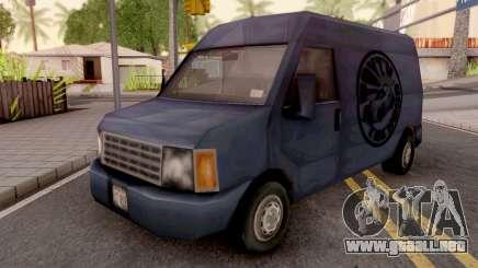 Toyz Van from GTA 3 para GTA San Andreas