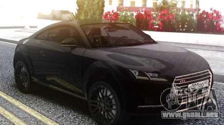 Audi TTS Black para GTA San Andreas