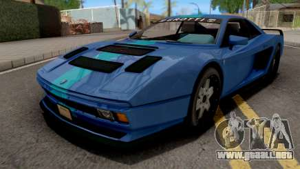 GTA V Grotti Cheetah Classic Coupe IVF para GTA San Andreas