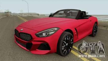 BMW Z4 M40i G29 19 para GTA San Andreas