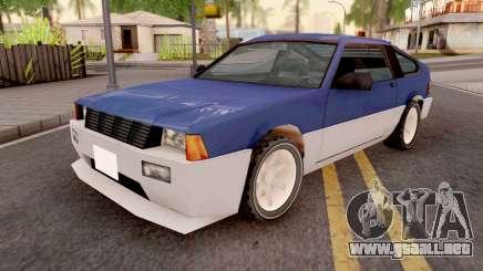 Blista Compact from GTA VCS para GTA San Andreas