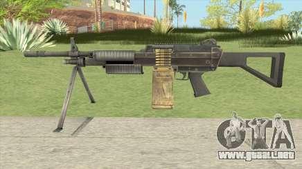 SOF-P FN MK48 (Soldier of Fortune) para GTA San Andreas