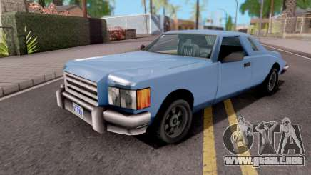 Idaho from GTA VCS para GTA San Andreas