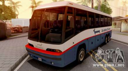 GTA V Brute Dashound SA City Service Coach para GTA San Andreas