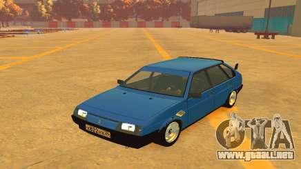 2109 Korotkoactute para GTA 4