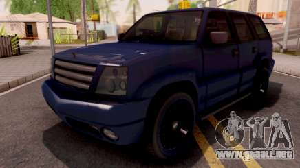 Albany Cavalcade Custom Model para GTA San Andreas