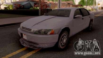 Forelli ExSess from GTA LCS para GTA San Andreas