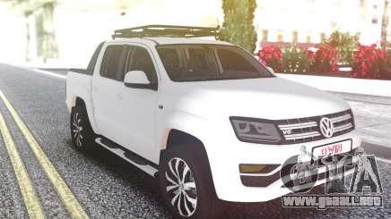 Volkswagen Amarok V6 para GTA San Andreas