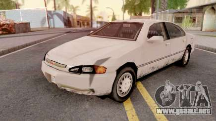 Kuruma from GTA LCS para GTA San Andreas