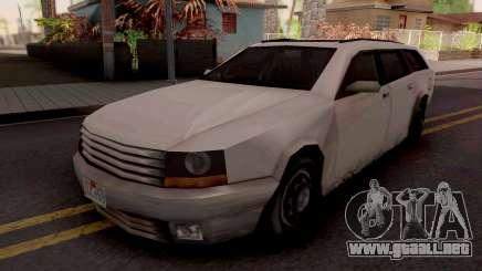 Sindacco Argento from GTA LCS para GTA San Andreas