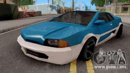 V8 Ghost from GTA LCS para GTA San Andreas