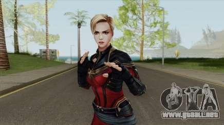 Captain Marvel (Avengers End Game) para GTA San Andreas