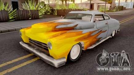 Cuban Hermes from GTA VCS para GTA San Andreas