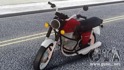 IZH Planeta-4 Rojo para GTA San Andreas
