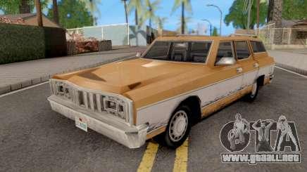 Perennial from GTA LCS para GTA San Andreas