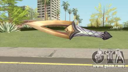 Akali Weapon V2 para GTA San Andreas