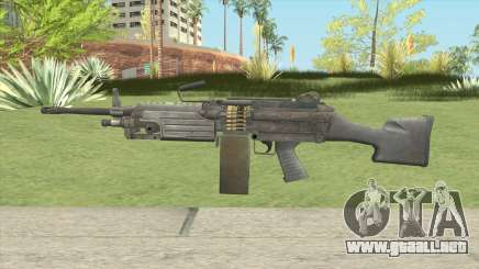 SOF-P FN M249E2 SAW (Soldier of Fortune) para GTA San Andreas