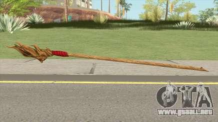 Raiden Weapon para GTA San Andreas