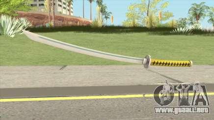 Scorpion Weapon para GTA San Andreas