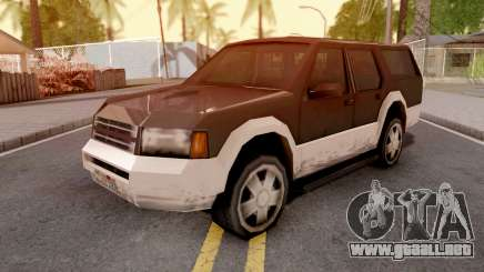 Landstalker from GTA LCS para GTA San Andreas