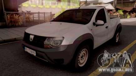 Dacia Duster Pickup 2017 para GTA San Andreas