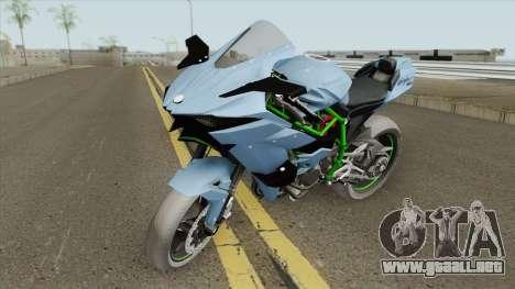 Kawasaki Ninja H2R 2019 para GTA San Andreas