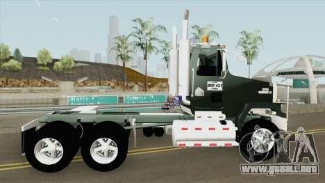 GMC Super Brigadier para GTA San Andreas