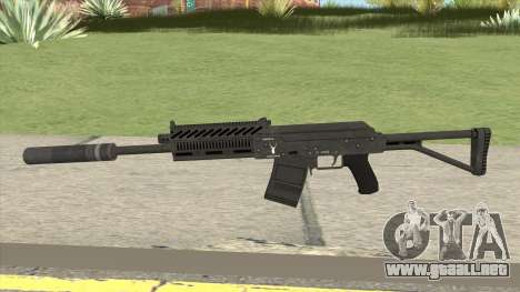 Heavy Shotgun Silenced GTA V para GTA San Andreas