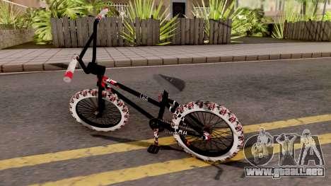 BMX PARA DAMA AB2 para GTA San Andreas