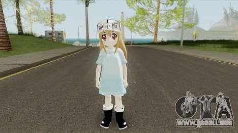Plaquette Chan para GTA San Andreas
