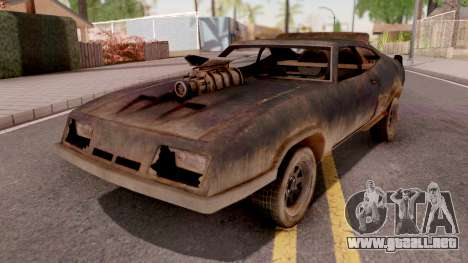 Ford Falcon 1973 Interceptor para GTA San Andreas