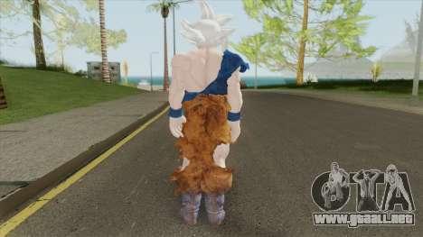 Goku (Migatte No Gokui) V2 para GTA San Andreas