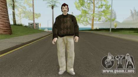 Donald Hobo From LCS para GTA San Andreas