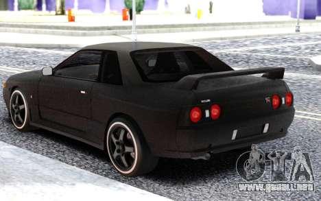 Nissan Skyline GT-R 32 en lentejuelas para GTA San Andreas