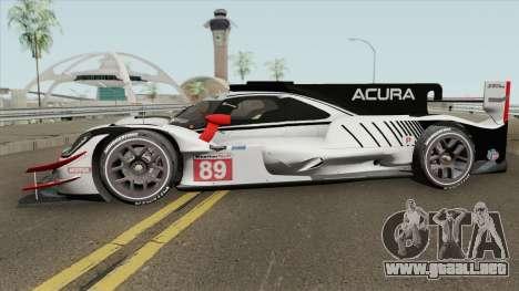 Acura ARX-05 2018 para GTA San Andreas